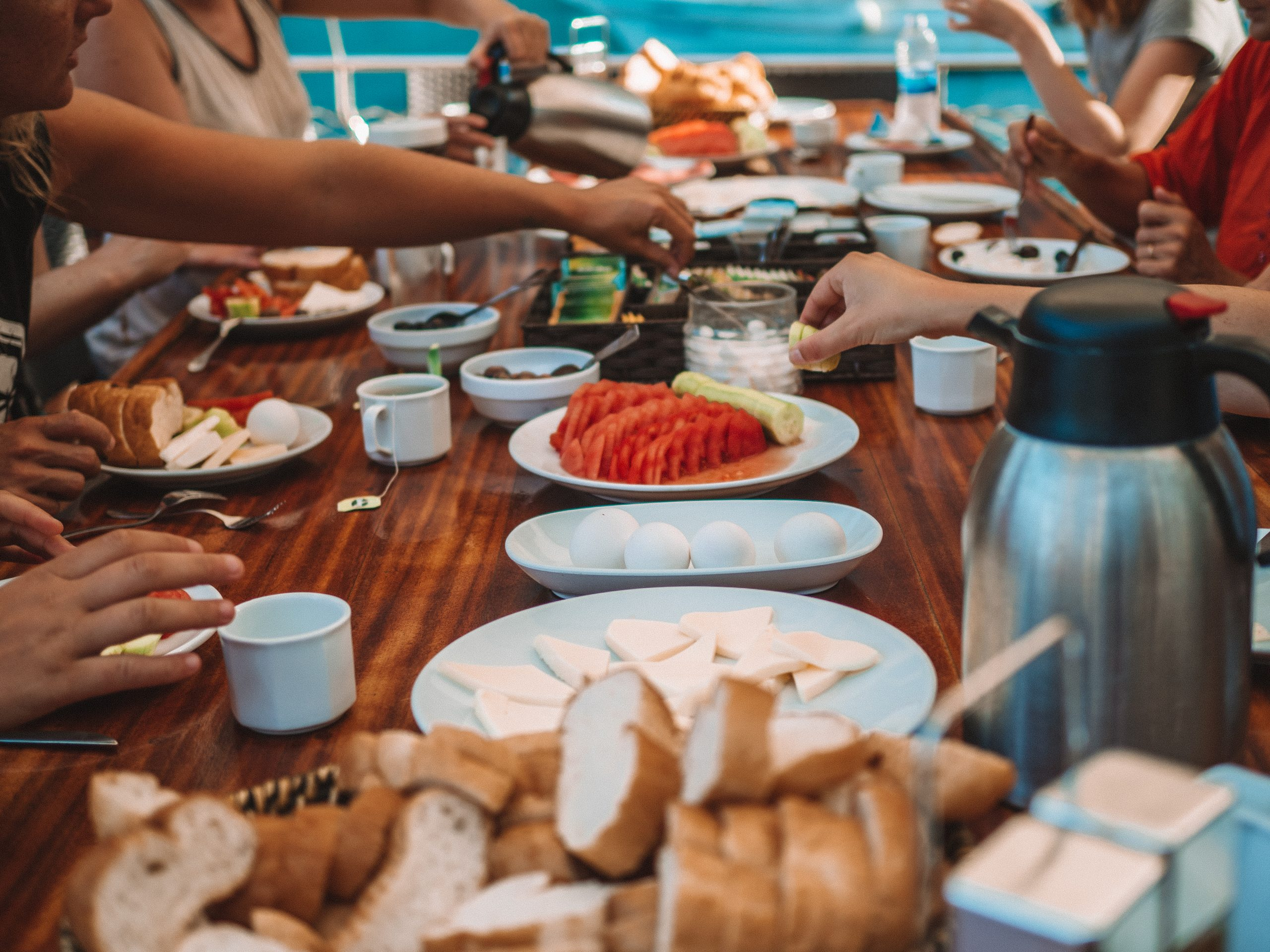 Read more about the article Go Sail Turkey Magazine: What kind of food is served on board my boat?